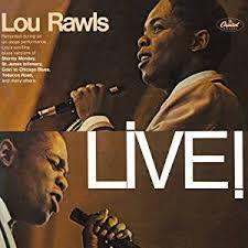 CD - Lou Rawls - LIVE - IMP
