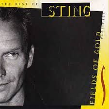 CD - Sting ‎– Fields Of Gold: The Best Of Sting 1984 - 1994 - IMP