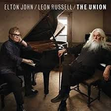 CD - Elton John & Leon Russell - The Union