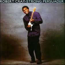 CD - Robert Cray - Strong Persuader - IMP