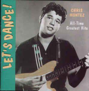 CD - Chris Montez - Let's Dance! All Time Greatest Hits - IMP