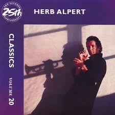 CD - Herb Alpert – Classics Volume 20 - IMP JAPAN ( Sem contracapa)