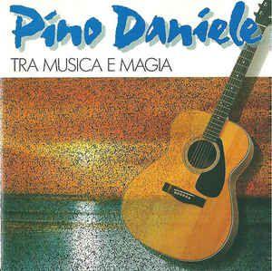 CD - Pino Daniele - Tra Musica e Magia - IMP