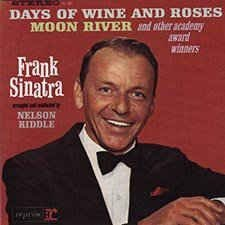 CD - Frank Sinatra - Sings Days of Wine and Roses Moon River and other Academy Award Winners - IMP