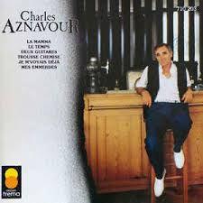 CD - Charles Aznavour - TREMA 710 203 - IMP