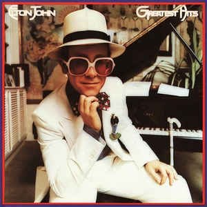 CD - Elton John - Greatest Hits - IMP