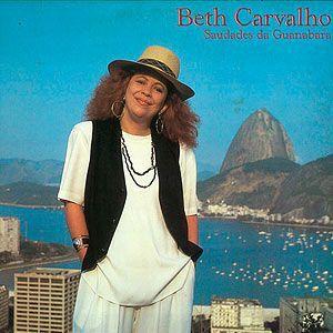 Beth Carvalho -Saudades da Guanabara