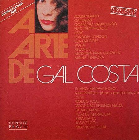 CD - Gal Costa - A Arte de Gal Costa
