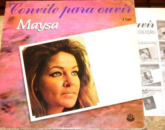 CD - Maysa (Coleção Convite para ouvir)