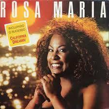 CD - Rosa Maria - Rosa Maria