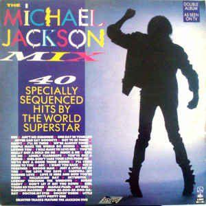 CD - Michael Jackson - Mix CD DUPLO  -  IMP