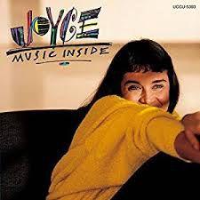 CD - Joyce - Music Inside