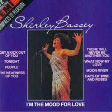 CD - Shirley Bassey- Giants of Jazz in Berlin '71