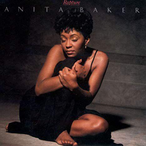 CD - Anita Baker - Rapture - IMP