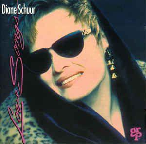 CD - Diane Schuur - Love Songs