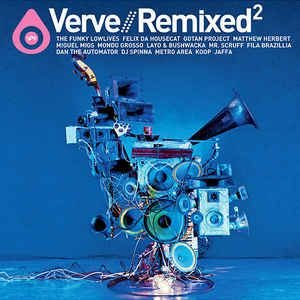 CD - Verve - Remixed 2