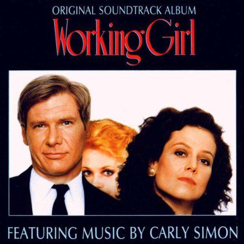 CD - Working Girl (TSO Filme) (Vários Artistas Feat. Carly Simon)