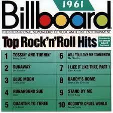 CD - Billboard Top Rock 'N' Roll Hits 1961 - IMP (Vários Artistas)