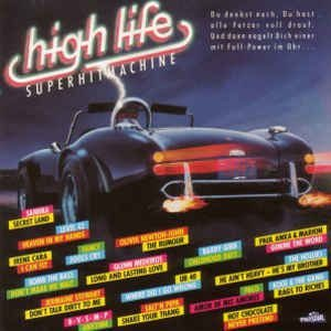 CD -  Verschiedene Gruppen - High Life Superhitmachine - IMP