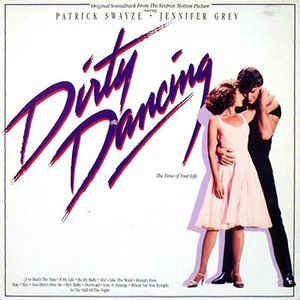 CD - Various ‎– Dirty Dancing (Original Soundtrack From The Vestron Motion Picture)