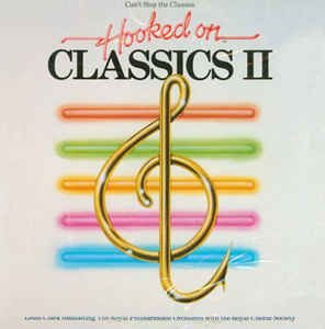 CD - The Royal Philharmonic Orchestra - Hooked on Classics 2