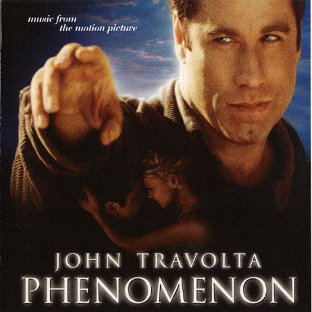 Various - Music From The Motion Picture - Phenomenon