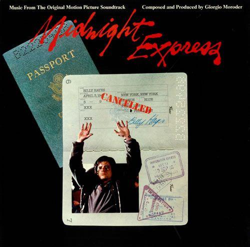 CD - Various - Midnight Express Soundtrack - IMP
