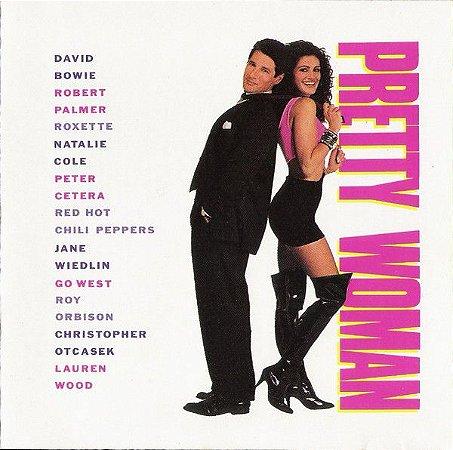 CD - Pretty Woman  IMP (Original Motion Picture Soundtrack) (Vários Artistas)