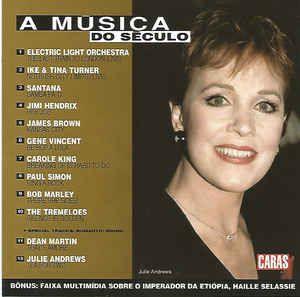 CD - Various - A Música do Século - Volume 35