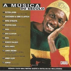 CD - Coleção A Música do Século CARAS - Volume 39 (Vários Artistas)