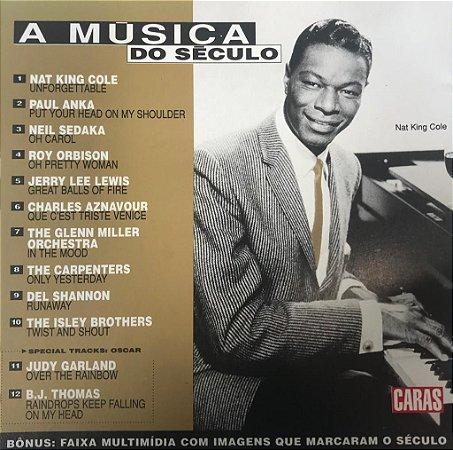 CD - Coleção A Música do Século CARAS - Volume 2 (Vários Artistas)