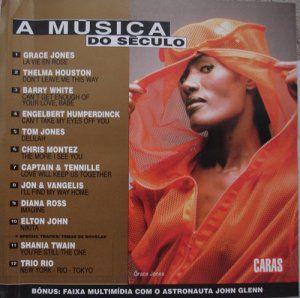 CD - Coleção A Música do Século CARAS - Volume 7 (Vários Artistas)
