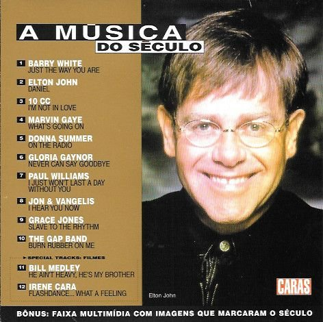 CD - Various - A Música do Século - Volume 3