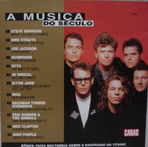 Various  - A Música do Século - Volume 14