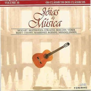 Various - Jóias Da Música - Volume 10