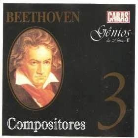 Compositores -  Beethoven -  Gênios da Música II Vol. 3