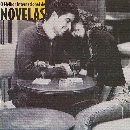 CD - O Melhor Internacional de Novelas - Capítulo 1 (Vários Artistas)