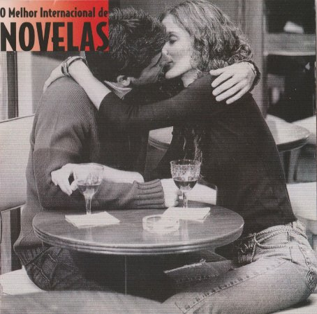 CD - O Melhor Internacional de Novelas - Capítulo 3
