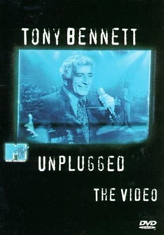 DVD - Tony Bennett – MTV Unplugged