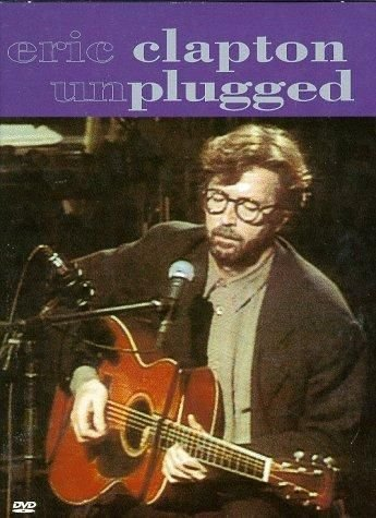 DVD - Eric Clapton - Unplugged