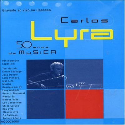 DVD - Carlos Lyra 50 Anos de Música