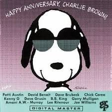 CD - Happy Anniversary, Charlie Brown! - IMP (Vários Artistas)