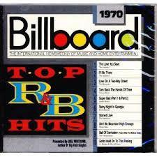 CD - Various – Billboard Top R&B Hits - 1970 - IMP