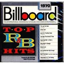 CD - Billboard Top R&B Hits 1970 - IMP (Vários Artistas)