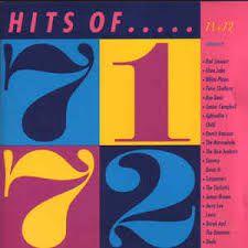 CD - Various – Hits Of 71 + 72