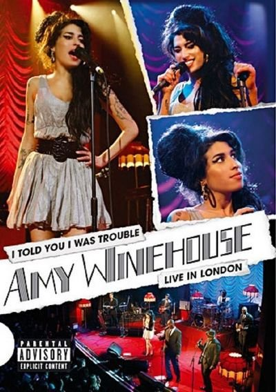 Amy Whinehouse - I told you I was trouble