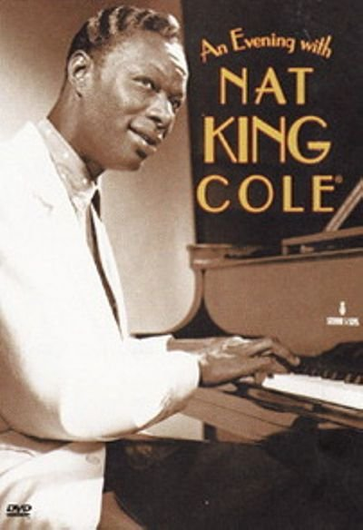 DVD - Nat King Cole - A evening with