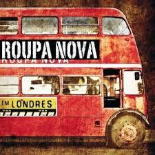 CD - Roupa Nova - Em Londres