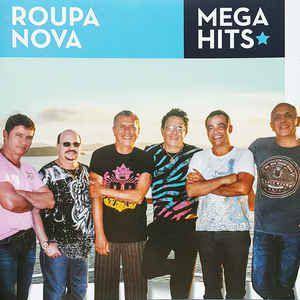 CD - Roupa Nova - Mega Hits