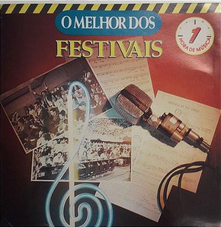 CD - O Melhor Dos Festivais (Vários Artistas)